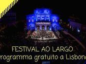 Tornano eventi gratuiti luglio Lisbona