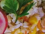 Insalata riso thai sapori orientali