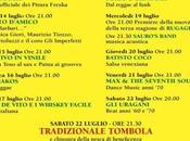 Cosa fare luglio 2017 Venezia