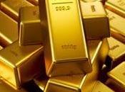Oro, calo sulle aspettative normalizzazione della politica monetaria