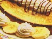 dessert oggi.... Banana Split alla Nutella
