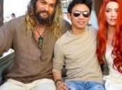 Aquaman: Amber Heard pubblica nuova foto