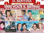 Teatro Sistina 2017–2018: stagione