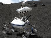 Sicilia: L'Etna diventa come Marte. laboratorio testare robot