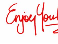 Enjoy Yourself: Immagina, progetta, Agisci Ricomincia