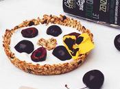 Colazione Crostatine avena yogurt frutta fresca