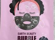 Tony moly earth beauty bubble mask sheet