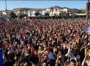"""Marocco autorità Hoceima hanno vietato manifestazione movimento Harak"""" luglio"""