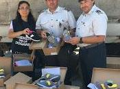 BARI. Finanza sequestra oltre 14mila paia scarpe marchi contraffatti, persona denunciata