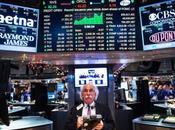 YORK, DECEMBER trader works floor York Stock Exchange during afternoon December 2014 City. Stocks rose nearly points, marking best Jones Industrial Average 2014, after