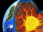 nucleo della Terra tempo lento