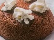 Tortino couscous cioccolato