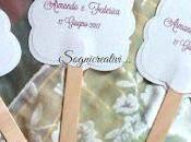 Ventagli matrimonio paletta inserire wedding