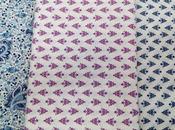 Tessuti puro cotone, esclusiva francese arredamento abbigliamento