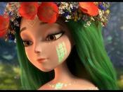 Mavka interessante film animato dall'Ucraina