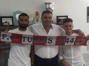 Turris, prosegue campagna acquisti: ufficiale l'arrivo altri calciatori