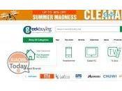 [Codice Sconto] Nuovo magazzino Italia GeekBuying prodotti tecnologici spedizione prezzi ribassati