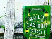 [Review Party] giallo Gaslight Street (The Gower Detective#4) M.R.C. Kasasian