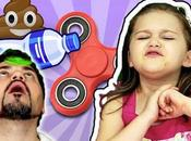 VIDEO PIU' BRUTTO SEMPRE fidget spinner, flip bottle, winnie pooh, poesia barzellette