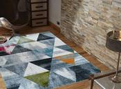 Tappeti disegni arredano casa moderna