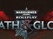 Wrath Glory: nuovo gioco ruolo Warhammer 40.000