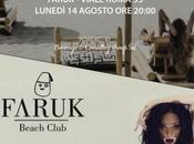 Ferragosto Faruk Versilia