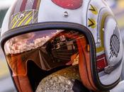Casco moto pilota X-Wing