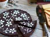 Torta senza cottura cioccolato