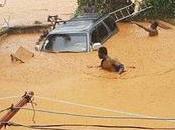 Piogge violente frane Sierra Leone oltre trecento morti nella sola capitale