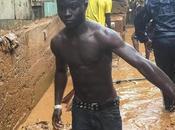Dopo alluvione fango gogò devastazione morte Sierra Leone