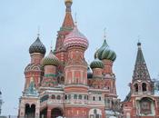 pensato lungo weekend Mosca?