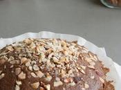 Torta noci brasiliane cacao