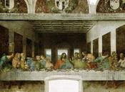 Siede accanto Cristo. cenacolo Leonardo: amante qui!