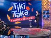 Tiki Taka, stagione talk sportivo Pierluigi Pardo Italia