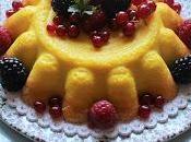 Torta ricotta limone (senza farina)