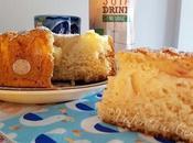 Torta All'Acqua Yogurt limone pesca nettarina [Senza Uova Burro]