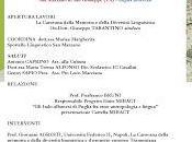 Sabato agosto palazzo della cultura marzano delle etnie presentazione carovana culture