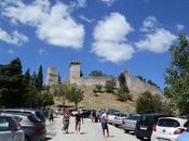 Assisi Rocca Maggiore domina valle Tescio