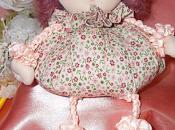 Come fare bambola stoffa, cerchi diversa circonferenza.