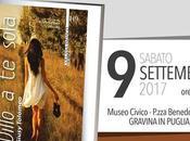 «Dillo sola» Giusy Tolomeo Presentazione della silloge poetica 9-9-2017 Gravina Puglia (BA)