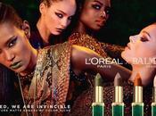 L'Oréal BALMAIN. Arrivano rossetti strepitosi super fashion