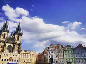 Praga, magia come metafora