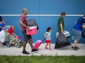 L'uragano Irma arrivato Florida colpito isole Keys