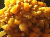 Curry ceci patate zucca