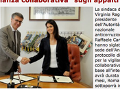 Protocollo ANAC: vogliamo parere P.U.P. Legge Lazio Rigenerazione Nuovo portale Roma newsletter luglio 2017