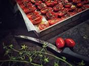L'estate boccone Pomodori confit