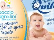 Spaccio Pannolini Sforzacosta: nuova promozione omaggi