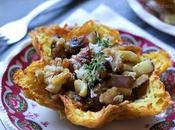 Cestini patate melanzane ammollicate