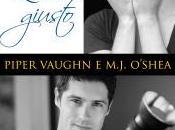 Nuova uscita: ottobre Quello giusto Piper Vaughn M.J. O'Shea
