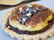 Crostatine senza glutine cottura crema Tiramisu